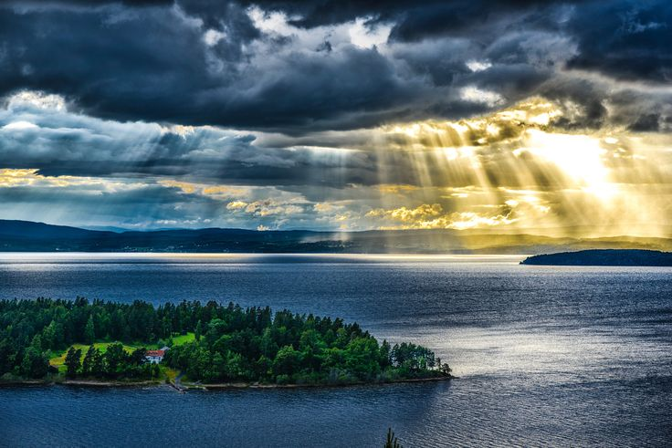 Tyrifjorden, Norway by Huner82 on 500px