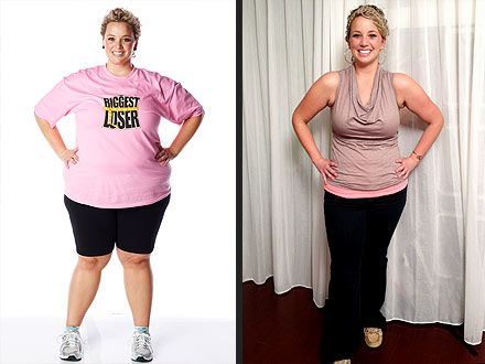 Biggest Loser's Emily Joy- She is my favorite! I have all the faith in the world in her :)