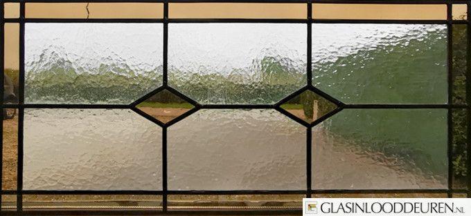 Glas In Lood Bovenlicht 14 Bovenlicht Glas In Lood Ramen Bovenlichten Glas In Lood Glas