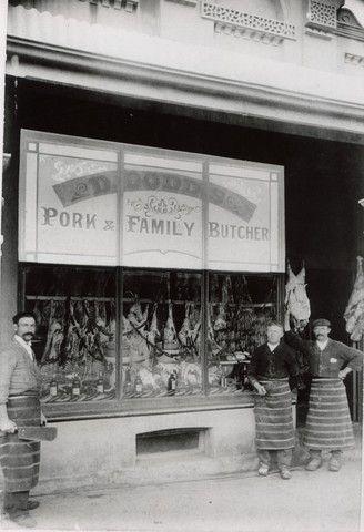 D. Dodds, Pork and Family Butcher Kensington Australia