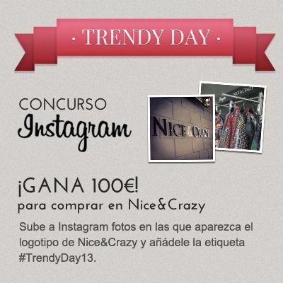 ¡Celebra con nosotros el #TrendyDay13!