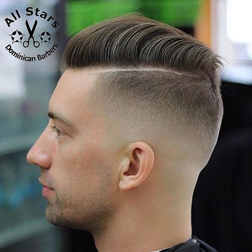 40 Superb Comb Over Hairstyles For Men Side Part