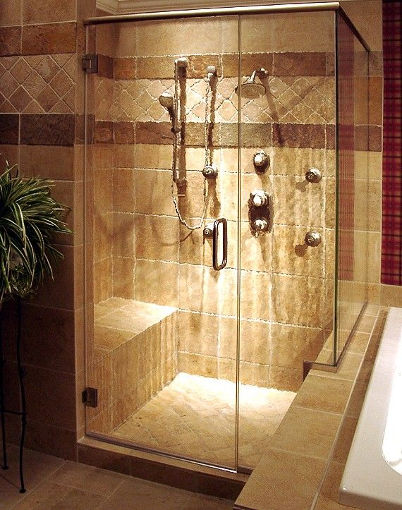 rectangle shower enclosure by cardinal - Master Showers