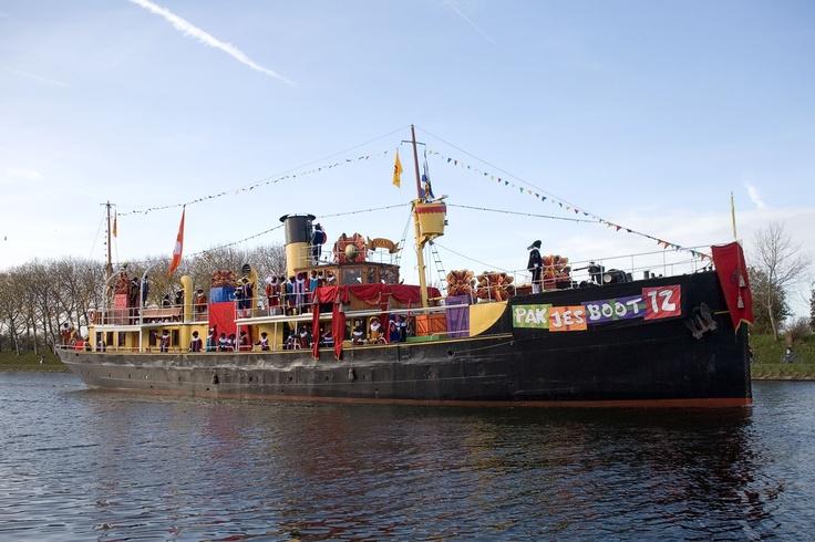 Hoe veel PINS voor de mooiste boot ter wereld?