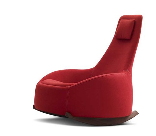 Unusual Rocking Chair by Montis