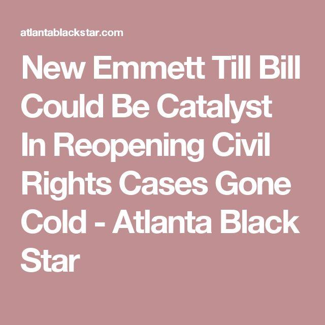 New Emmett Till Bill Could Be Catalyst In Reopening Civil Rights Cases Gone Cold - Atlanta Black Star