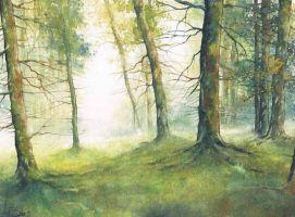 Moji prarodiče les by petiteartiste666