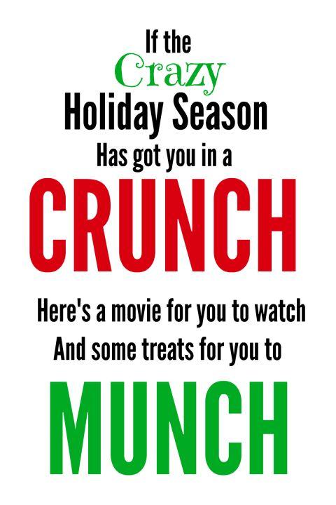 christmas crunch cheesy christmas crazy christmas christmas ...