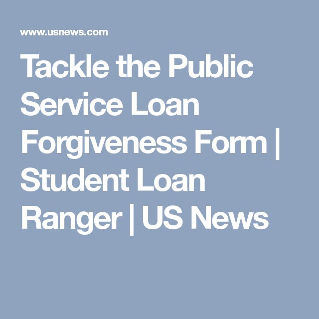 Best 25+ Service loan ideas on Pinterest Loan forgiveness - public service loan forgiveness form