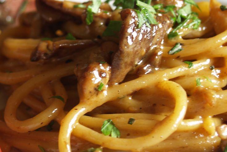 pasta-con-funghi-porcini-bimby