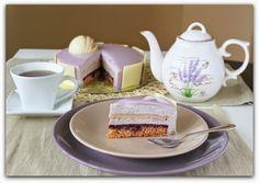 Кулинарный блог Say Cheese: Чернично-лавандовый торт