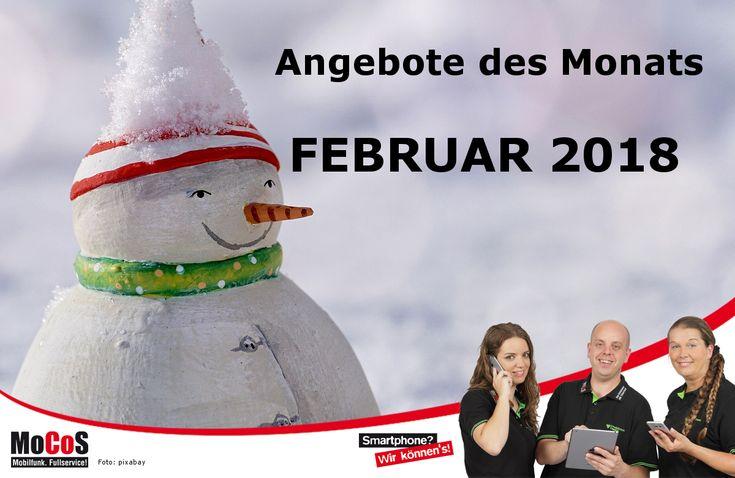Unsere aktuellen Angebote ganz einfach digital durchblättern! Bitte hier klicken Flyer Februar 2018   #Februar 2018 Monatsangebot Flyer