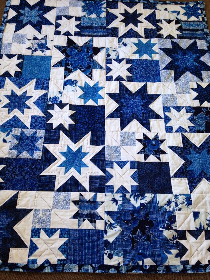 I managed to put the last stitch in the binding     of my last quilt for the year,     a few hours before midnight.     Yes, I lead an e...