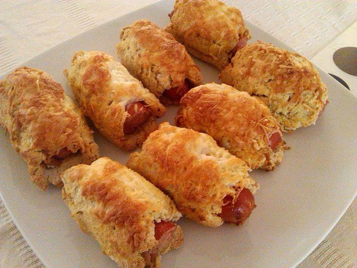 Paleo hotdog ~ Éhezésmentes Karcsúság Szafival