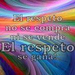 El respeto - TnRelaciones