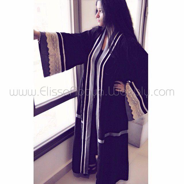 Code 032 #Saudi #Style #Kaftan #Wedding #Abaya #Abayafashion #Abayadesigns #designs #Blackabaya #Lace #abayat #Khaleeji #Hijab #modern #open #closed #Kimono #khaliji #butterfly #everyday #Elegant #Muslim #overhead #colored #sleeves #bisht #chic #velvet #Cape #Dentelle #Umbrella #Couture #islamic #Outfit #Arabian #modest #emirati #Chiffon #Latest #Ideas #stylish #fancy #Jubah #Beautiful #Formal #Gowns #party #coat #jacket #Trendy #Embroidery #Work #Bridal #Noir #Plain #Roselle #winter…