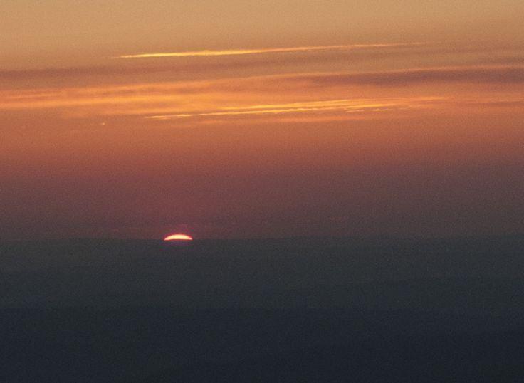 Úsvit končí s východem slunce