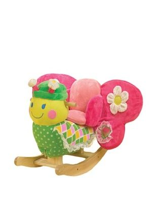 61% OFF Rockabye Bonita Butterfly Rocker