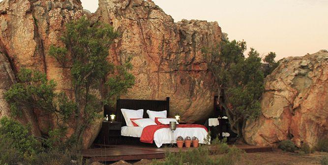 Kagga Kamma with open air accomodation options!
