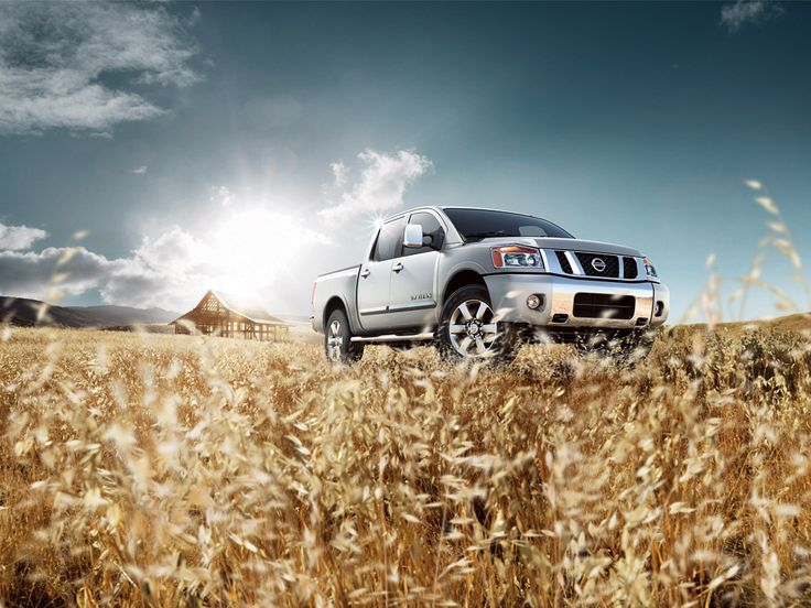 Get your hopes up for the new 2016 Nissan Titan!