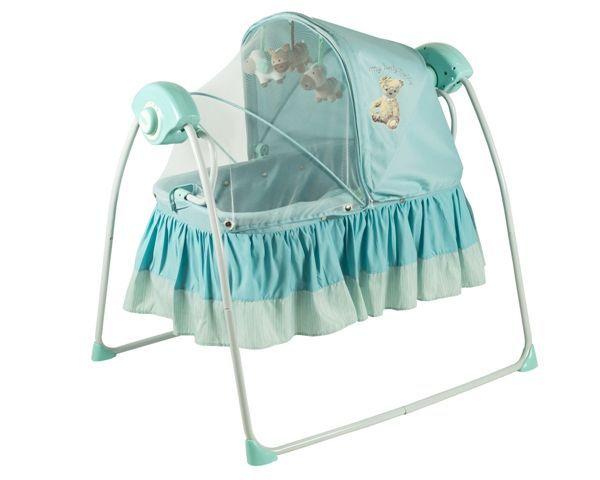 Sunny Baby 615 Caretta Oyun Parkı ve Beşik Mavi
