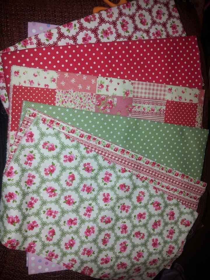 some of my favourite fabrics.