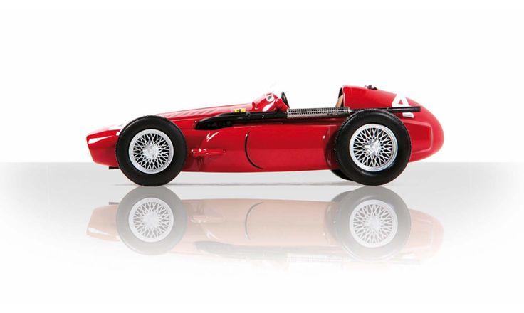 555 #F1 Eugenio Castellotti #Ferrari #modellino #edicola #collezione