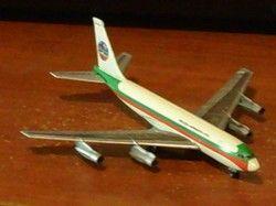 """Boeing 720 """"Belize City"""" VP-HCO"""