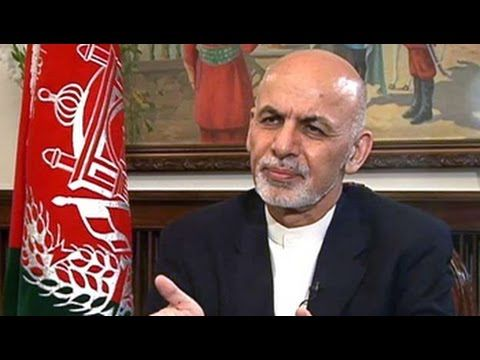 'Don't make us a proxy war battleground': Afghan President Ashraf Ghani ...