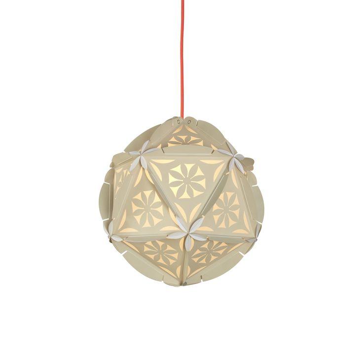 The Zahra Nude Pendant Lamp