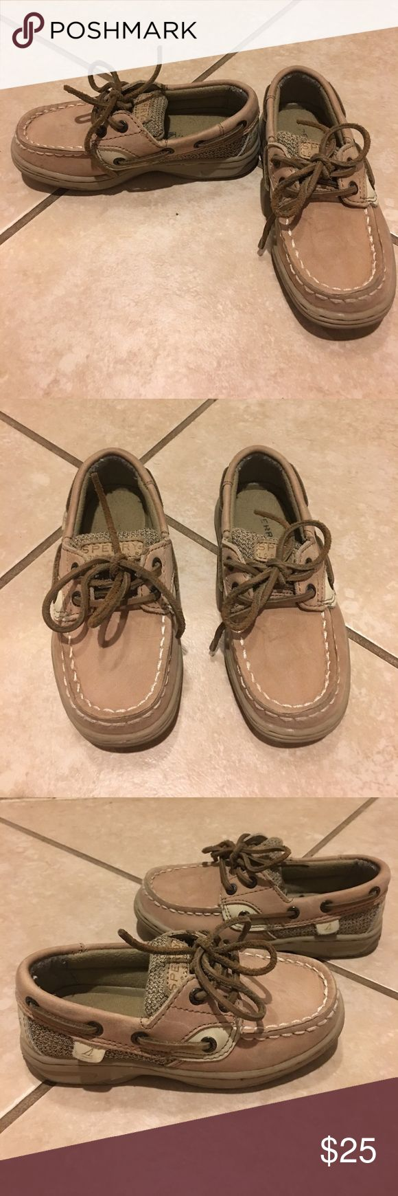 EUC Toddler Sperry Topsiders sz. 9 Toddler Sperry Topsiders sz. 9 in excellent used condition. Worn 3 times. Sperry Top-Sider Shoes Dress Shoes