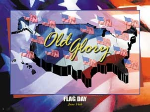 flag day posters