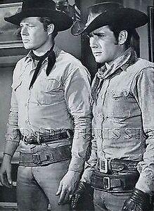 Robert Fuller and John Smith--Laramie TV Series on Pinterest