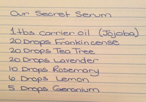 This face serum smells amazing, and what it does for our skin is incredible!  Wrinkles are softened, sun spots are fading, acne scars are all but gone!!
