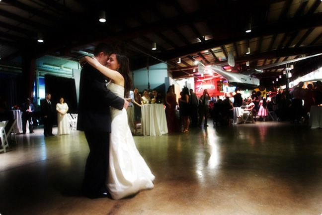 Baltimore Museum of Industry first dance