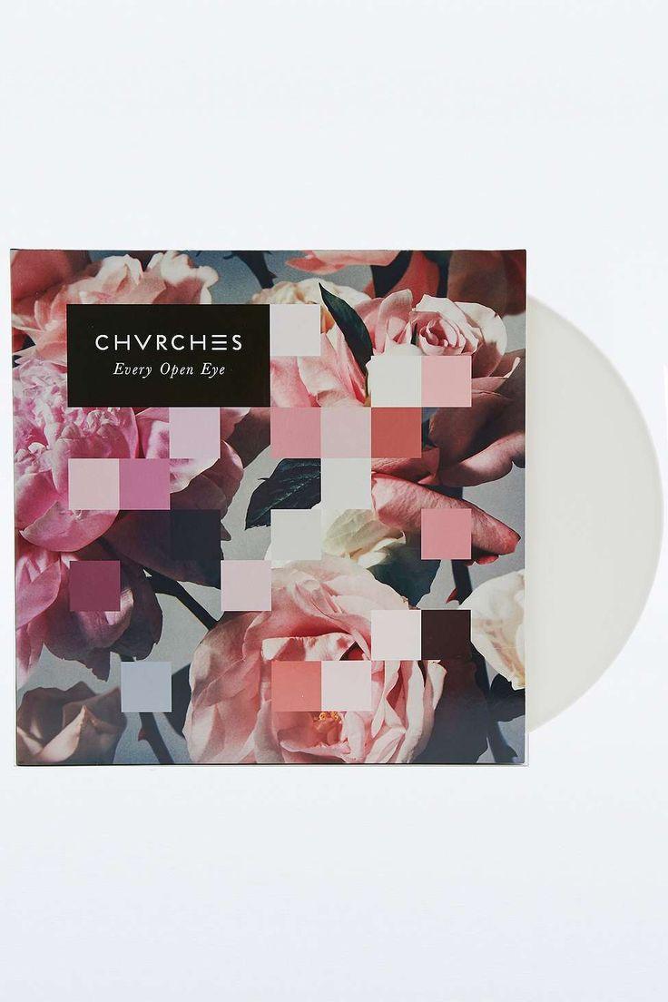 Chvrches: Every Eye Open Vinyl Record