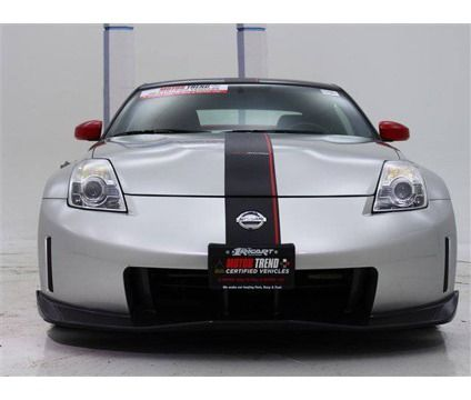 2007 Nissan 350Z NISMO is a Silver 2007 Nissan 350Z Car for Sale in ...
