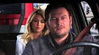 The Pickup The Voice (Shakira , Usher , Blake Adam Levine), via YouTube.