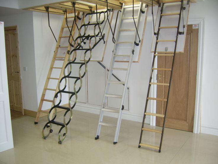 Attic Stairs Attic Ladders By Www.murphylarkin.com