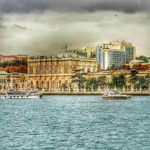 Dolmabahce palace besiktas