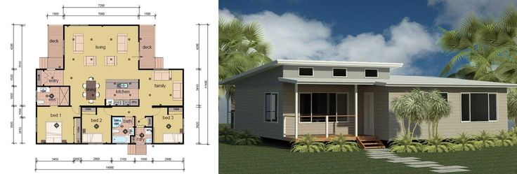 The Whiteley - 3 Bedroom Modular Home