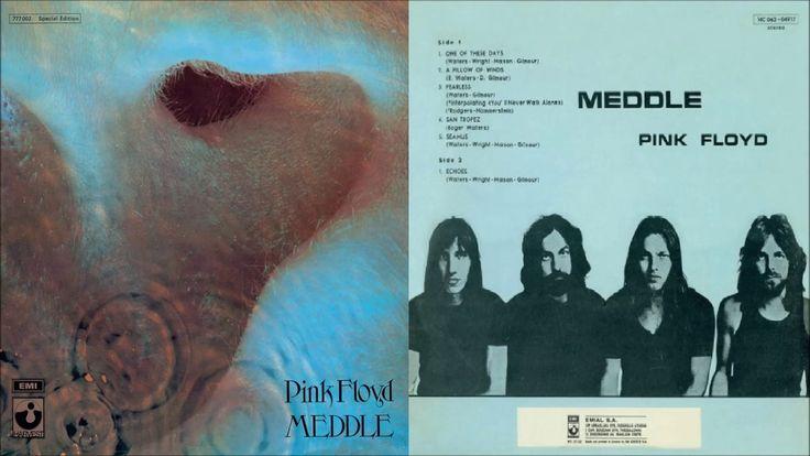 Pink Floyd: Meddle 1971