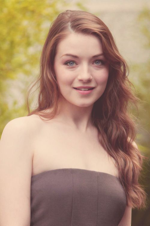 Sarah Bolger (68th International Film Festival, Venice)