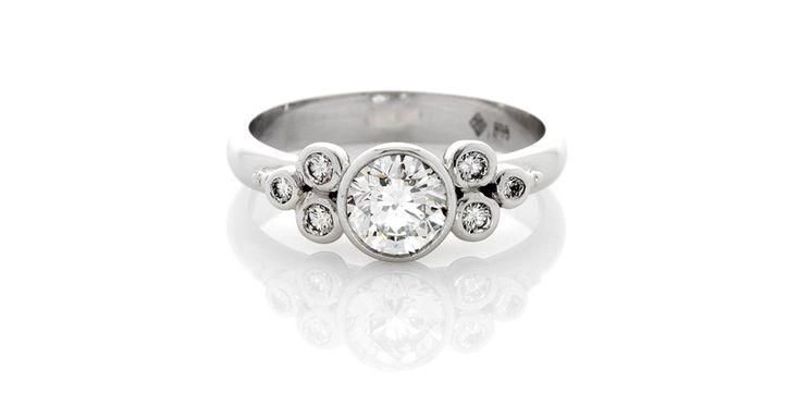 Michael Wilson Diamond Jewellers-Diamond Rings & Engagement.