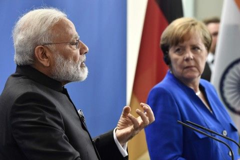 Paris Agreement: India, China step up as U.S. backs away from climate pledges - The Washington Post. Trump plans for the U.S. to be the new leader of the third world. that's how he thinks he can make America great again, go back to the bad old days before either Teddy or Franklin Roosevelt where it was all about the capitalist exploitation of natural resources, people, animals (buffalo, wild horses, you name it), and anything else not nailed down.