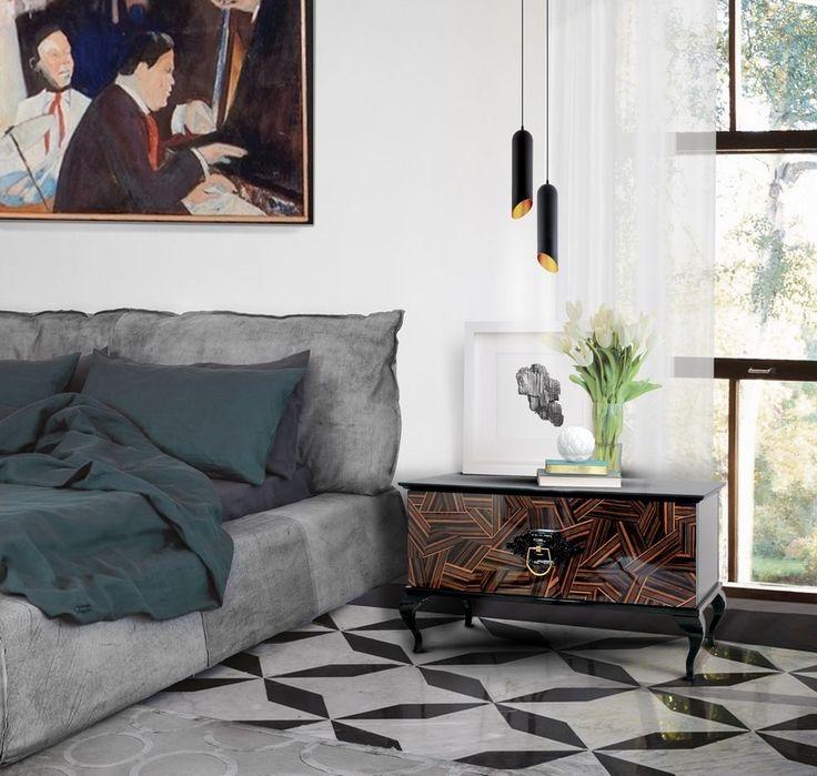 Luxuriöse Zimmer für einen entspannendSchlaf | Germany Design World | #luxusmöbel #exklusivesdesign #innenarchitektur #designideen #designinspirationen #shalfzimmer