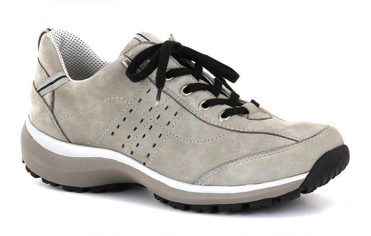 Waterproof leather / anti-shock heel / wide width