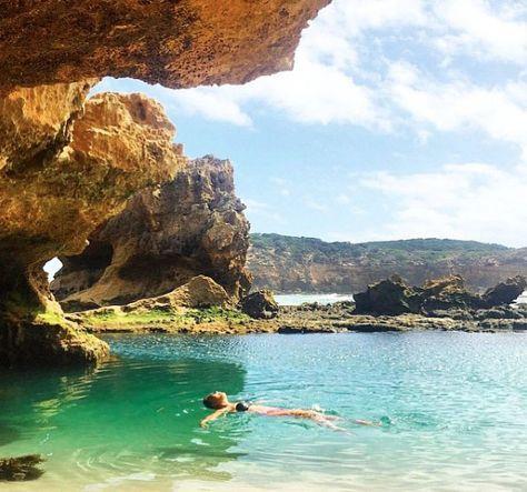 Blairgowrie Back Beach, Sorrento, Mornington Peninsula, Victoria, Australia. Photo: TheLoveAssembly