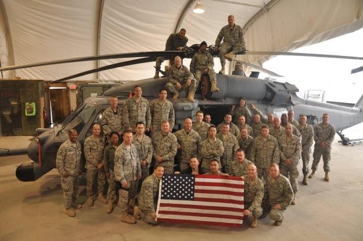 920th Air Force Reserve Unit, Patrick AFB, Fl. Air Force