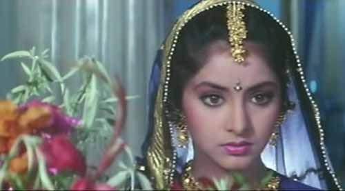 Divya Bharti - Dil Aashna Hai (1992)